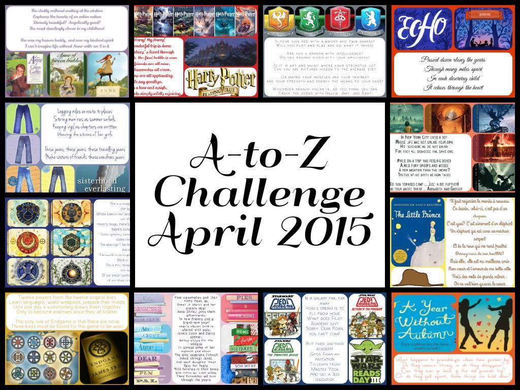 A-to-Z: April 2015