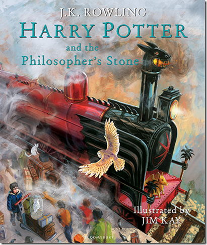 Harry Potter - Illustrated Edition