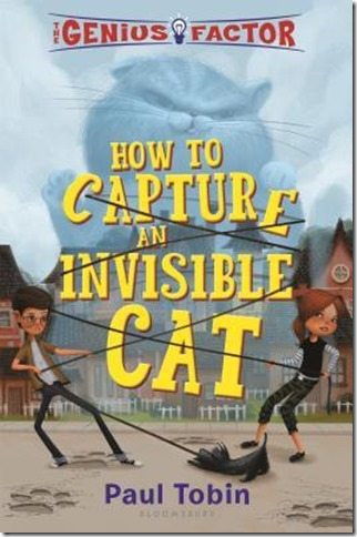 Genius Factor - How to Capture an Invisible Cat